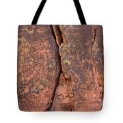 Story In Pictures Tote Bag