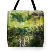 Stow Lake Idyll Tote Bag