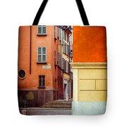 Strada Al Duomo Duomo Street Tote Bag