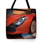Stradale By Zagato Tote Bag