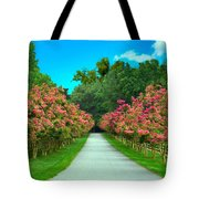 Straight And Narrow Tote Bag