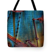 Strained Gears  Tote Bag