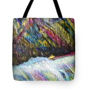 Straits Of Dover Tote Bag