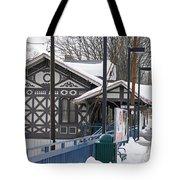 Stranded In Strafford Tote Bag