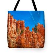 Strange Beauty Tote Bag