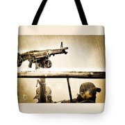 Strange Days Tote Bag by Bob Orsillo