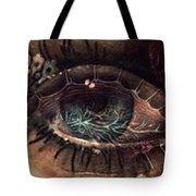 Strange Eye Tote Bag
