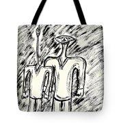 Strange Friends #1 Tote Bag