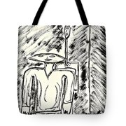 Strange Friends #2 Tote Bag