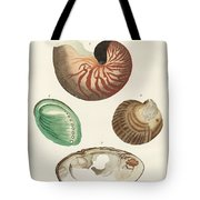 Strange Snails And Clams Tote Bag