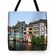 Strasbourg France Tote Bag