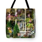 Strasburg Flower Shop Tote Bag