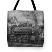 Strasburg Rail 475 In Hdr Tote Bag
