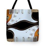 Electric Guitar 5 Tote Bag