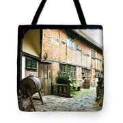 Stratford Back Alley Tote Bag