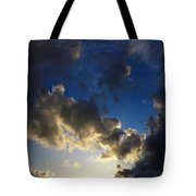 Stratosphere To Surface Tote Bag