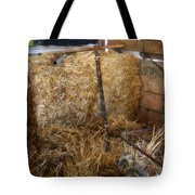Straw Dog Tote Bag