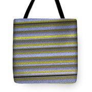 Straw Yellow Tote Bag