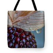 Strawberry Corn Tote Bag