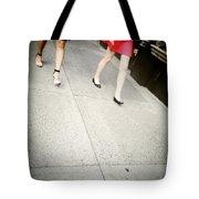 Strawberry Short Walk Tote Bag