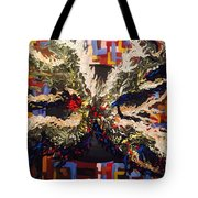 Stray Dogs On Neptune  Tote Bag