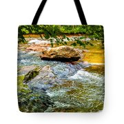 Stream II Tote Bag