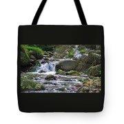 A Stream In Wicklow # 4 Tote Bag