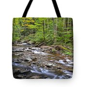 Stream Of Serenity Tote Bag