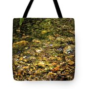 Stream Water Tote Bag
