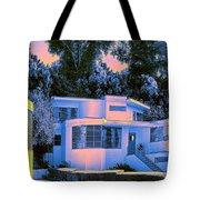 Streamline Moderne Tote Bag
