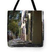 Street Alley Tote Bag