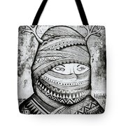 Mysterious Cochin Tote Bag
