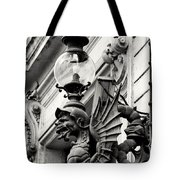 Street Art Roman Style By Zina Zinchik Tote Bag