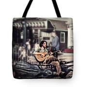 Street Beats Tote Bag