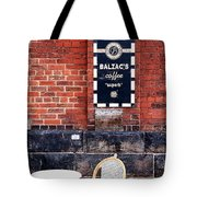 Street Cafe Tote Bag by Valentino Visentini