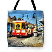 Street Car Named Desire Tote Bag
