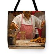 Street Cook - Hot Job Tote Bag