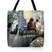 Street Fashion Tote Bag