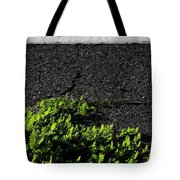 Street Growth Tote Bag