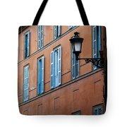 Street Illuminated..  Tote Bag