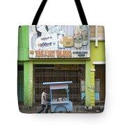 Street In Surabaya Indonesia Tote Bag