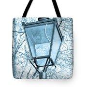 Street Lamp Tote Bag