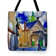 Street Life Series 01 Tote Bag