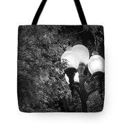 Street Light Tote Bag