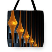 Street Lights Tote Bag