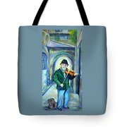 Italian Street Music. Part Two Tote Bag