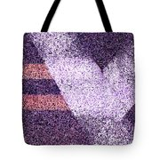 Street Painting Number 2 Tote Bag