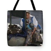 Street People - A Touch Of Humanity 10 Tote Bag