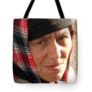 Street People - A Touch Of Humanity 19 Tote Bag