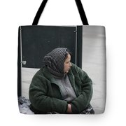 Street People - A Touch Of Humanity 9 Tote Bag